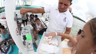Catamaran Sailing in Punta Cana | Punta Cana Tours
