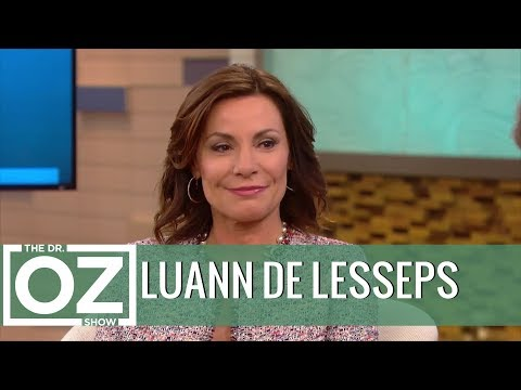 Luann de Lesseps Breaks Her Silence on her Alcoholism