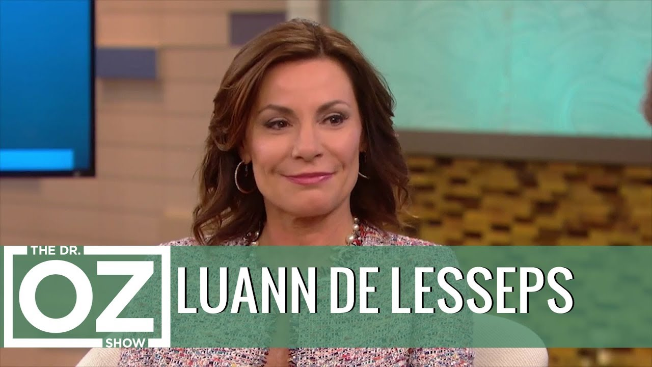 Youtube Luann de Lesseps nude photos 2019