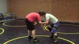 Wrestling Technique - Blacksburg Dump