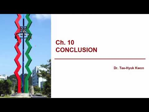 CE421 Energy Geotechnology and Geology - Lec 19(2): CONCLUSION