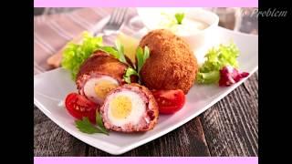 Яйца по-шотландски рецепт - как приготовить яйца по-шотландски