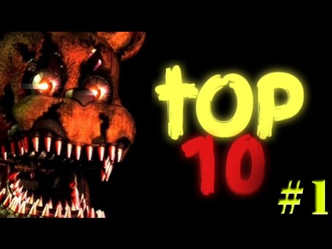 Top 10 - Five Nights At Freddy's [Ep.1] [Infricosatorii]