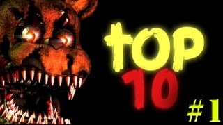 - Top 10 Five Nights At Freddy s Ep.1 Infricosatorii