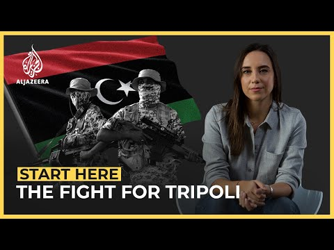 What's Happening with the War in Libya?  | Start Here