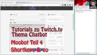How to use moobot to protect spam in twitch chat videos