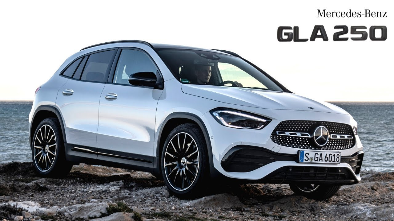 The New 2020 Mercedes Gla 250 4matic Interior Exterior Features And Drive Youtube