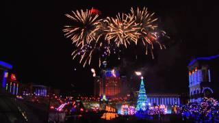 Фейерверк Киев. Открытие новогодней елки 2013. Фейерверк GeliosFireworks Украина.(, 2012-12-21T16:12:07.000Z)