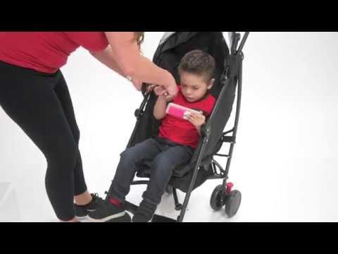 BB4619 Umbrella baby stroller introduction video - Costway
