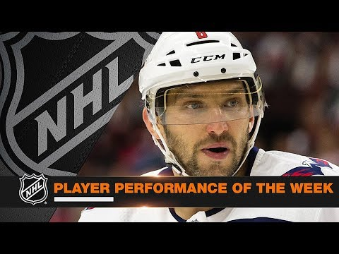 Player Performance of the Week: Alex Ovechkin