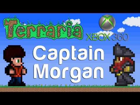 Terraria Xbox - Captain Morgan [104]