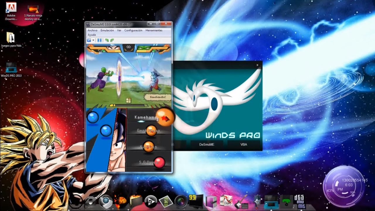 Descargar Emulador Nintendo Ds Windows 7 Download