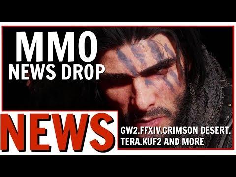 MMO News Drop: GW2, Crimson Desert, FFXIV on XB1 and More