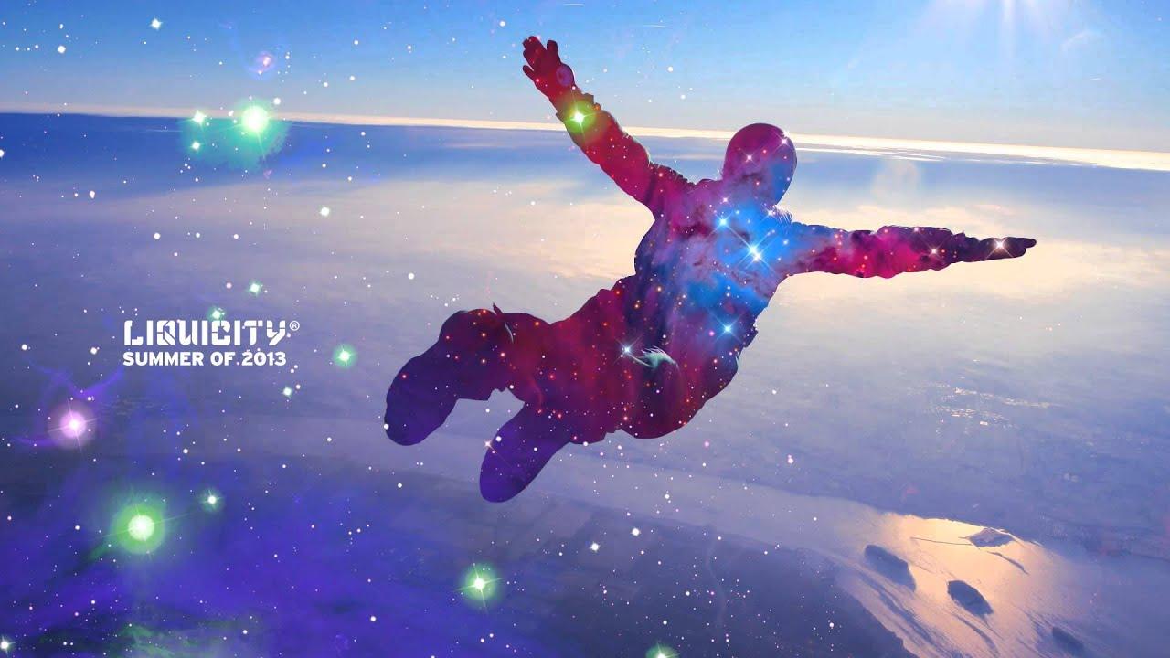 Free Desktop Wallpaper Falling Snow Metrik Freefall Vip Feat Reija Lee Youtube