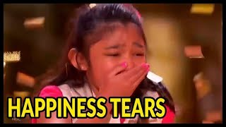 "Top 7 Acts ""CHILDREN START TO CRY"" STRONG MOMENTS on GOT TALENT WORLD!"