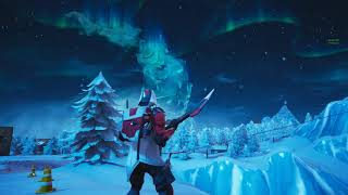 Fortnite! Ice King Live Event With Double Helix Skin (Nintendo Switch Set)
