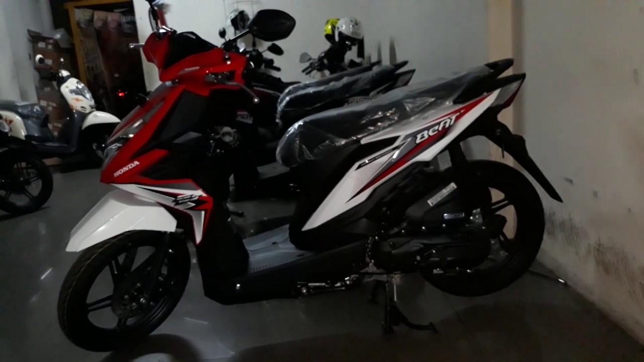 Modifbiker Gambar Modifikasi Honda Beat Cbs Iss 2019