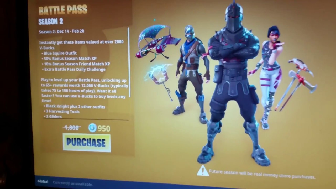 Battle Pass Season X - Epic Games