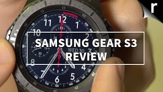 Samsung Gear S3 Review: The best smartwatch of 2016 (for Android smartphones)