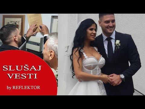 HAOS na svadbi Ljube Peruice -   Morao je OVO da uradi
