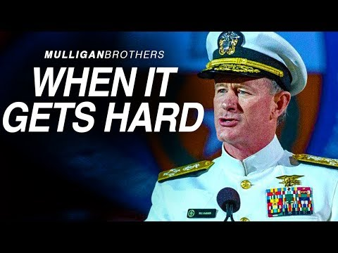 THIS WILL CHANGE YOU! Navy Seal Admiral William H. McRaven [