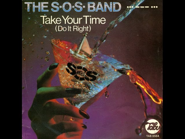 "Sos Band ""Take your time"" 1980 (cover Bass)"