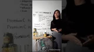 Premium C with Calcium Ascorbate