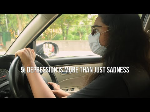 5. Depression Is More Than Just Sadness.