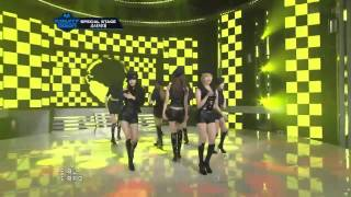 111215 SNSD - MR.TAXI (Korean ver.)