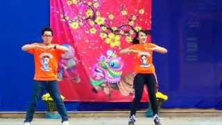 [THPT Tân An] Hai cô tiên-cover dance by Xìmí-Thế Anh