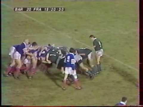 France B de rugby vs AF SUD 1997