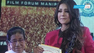 Biju Ningombam - Best Actor in leading role (Female) SSS MANIFA 2018 | Official Video