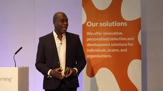'Using Lumina Spark to Build Conflict Competence' - Clive Lewis OBE