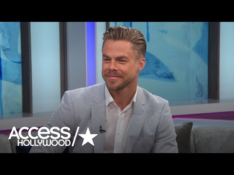 Exclusive: Derek Hough On Sister Julianne Hough's Wedding -- It Was 'Straight Out Of A Movie'