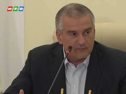 Глава Крыма поручил «Крымэнерго» ликвидировать очереди на подключение к электросетям