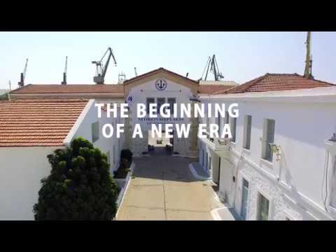 Onex Shipyards - Neorion Syros - New Era 9/9/2018