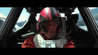 Трейлер Star Wars Episode-VII(Звёздные войны: Пробуждение силы) 2015