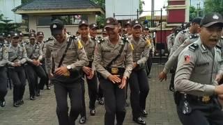 DEN A SPN PMJ LIDO 39 POLRES JAKARTA PUSAT
