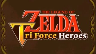 The Legend of Zelda: Tri-Force Heroes - Episode 1: Finale