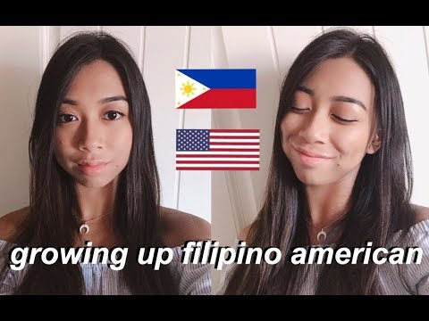 Growing Up Filipino American ♡ My Struggles