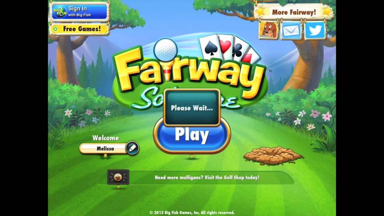 Gratis Fairway Solitaire