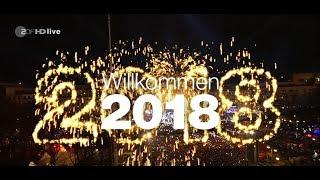 Die Silvesterparty am Brandenburger Tor in Berlin [2017/2018] ZDF-Aufnahme