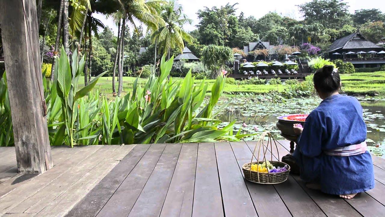 Four Seasons Chiang Mai - Serenity In Chiang Mai