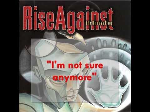 [Lyrics] Rise Against - Everchanging