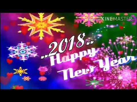wish u to very very happy new year 2018