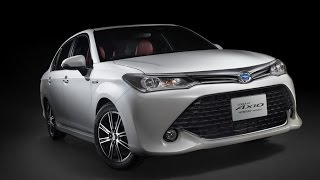 Toyota Corolla Axio Hybrid 50 лет