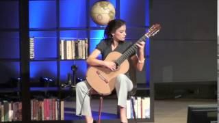 Performance: Ana Vidovic at TEDxMidAtlantic 2009
