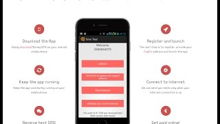 Earn extra money: money sms make cash, money, get paid, real great rewards app! you can download her...