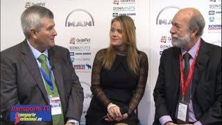 Entrevista a Pedro Díaz por Javier Baranda en el XVI Congreso de Transporte CETM