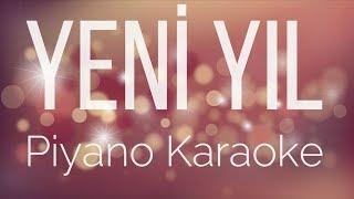 Yeni Yıl  Eski Yıl Sona Erdi (Piyano Karaoke) quot;Si tonundaquot;